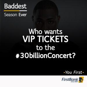 Who wants ticket VIP