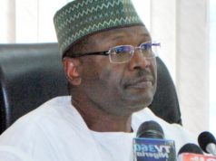 INEC boss, Prof. Mahmoud Yakubu