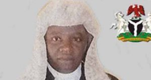 Sacked Justice Mohammed Yunusa