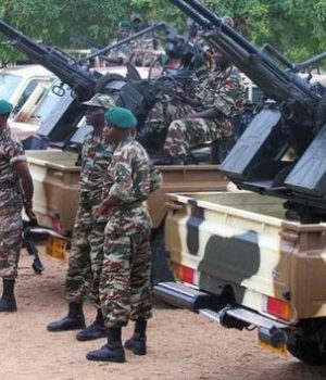 Cameroon escalates military crackdown on Anglophone separatists