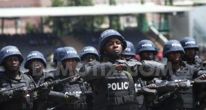 The Nigerian Police