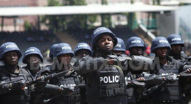 The Nigerian Police