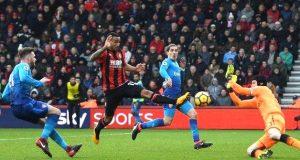 Callum Wilson first goal