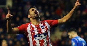 Costa returns to Atletico
