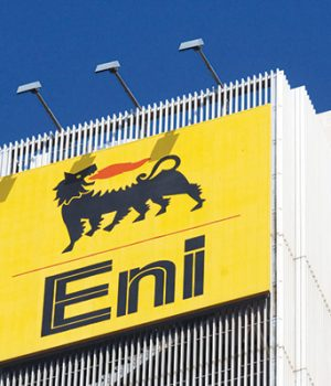 Italian oil giant, Eni