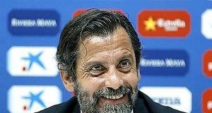 Quique Sanchez Flores, Espanyol boss wanted at Stoke