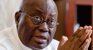 Ghanaian President Nana Akufo-Addo