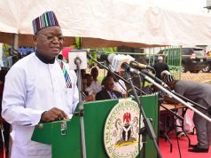 Gov. Samuel Otorm of Benue