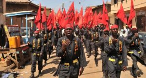 Islamic Movement of Nigeria, IMN protest in Kaduna