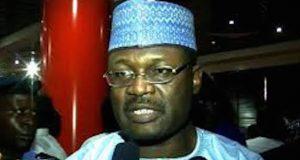 Prof. Yakubu Mahmoud, INEC boss