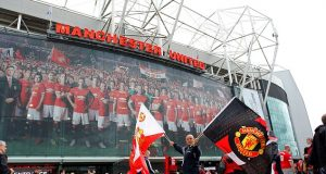 Man United ,Old Trafford