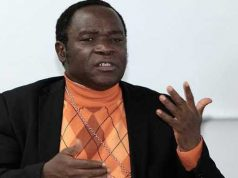 Catholic Bishop of Sokoto Diocese, Most Rev. Matthew Kukah