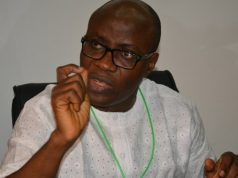 Waziri-Adio, NEITI Executive secretary