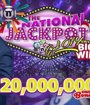 National Jackpot Bonanza