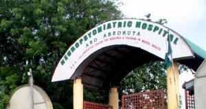 Neuro-psychiatric Hospital, Aro, Abeokuta