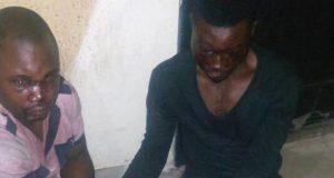 Igwe Sunday and Chukwuemeka Bright