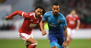 Nottingham Forest outclassed Arsenal