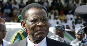 Equatorial Guinea President, Obiang Nguema Mbasogo