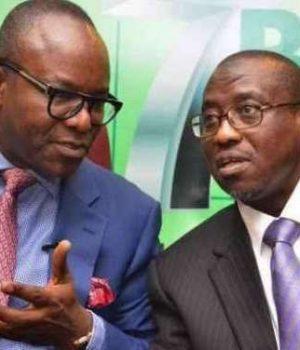 Dr. Ibe-Kachikwu and Maikanti-Baru