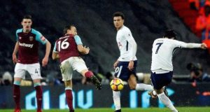 Son's shot rescued a point for Spurs