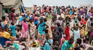 South-Sudan humanitarian crisis