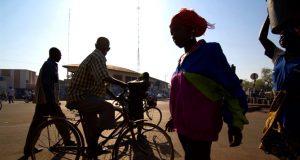Ghana street-scene