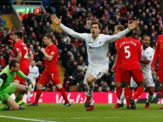 Swansea beat Liverpool
