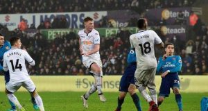 Swansea down Arsenal