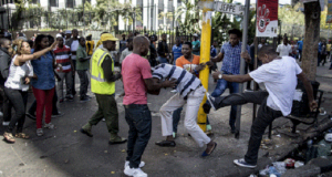 Xenophobia-attacks on Nigerians in South Africa
