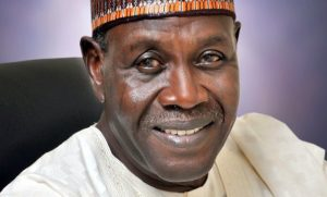 Ambassador Babagana Kingibe
