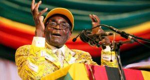 Robert Mugabe, ousted Zimbabwe leader