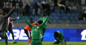 Victorious home-based Super Eagles