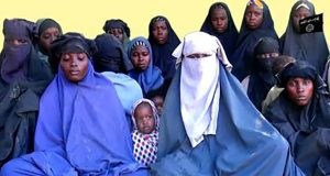 The last video of kidnapped Chibok girls released by Boko Haram