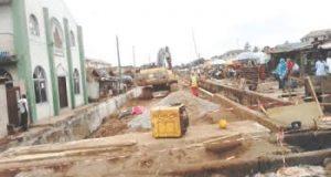 Demolished properties