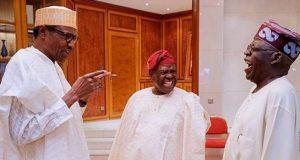 Buhari, Akande and Tinubu