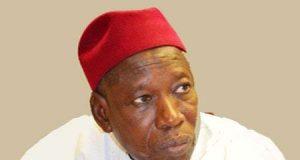 Gov. Abdullahi Ganduje of Kano