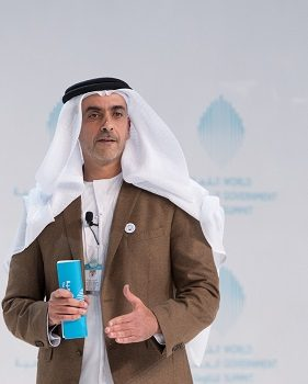 Lt. General Sheikh Saif Bin Zayed Al Nahyan, United Arab Emirate'
