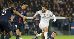Real Madrid in great comeback against PSG