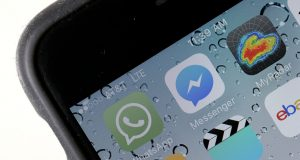 WhatsApp platform with payment application