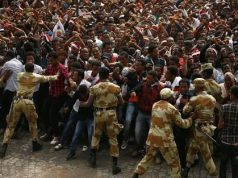 Protests in Ethiopia
