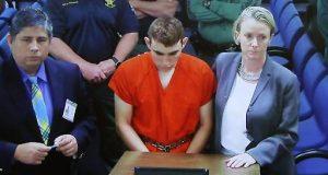 Top suspect Nikolas Cruz,