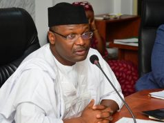 Prof. Mahmoud Yakubu, INEC chair