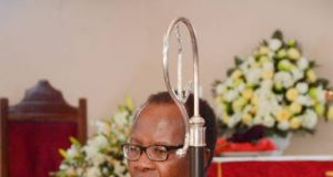 The Most Rev. (Dr.) Adebola Ademowo.