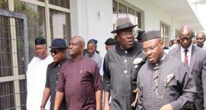 Some South South PDP Govs.