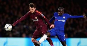 Messi cancels Willian goal