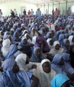 School children in Northern Nigeria