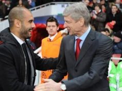 Pep Guardiola vs Arsenal Wenger