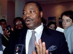 Dan Etete, ex-Nigeria oil minister