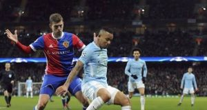 Gabriel Jesus led City's attack that went down to Basel