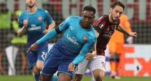 Arsenal dazzle AC Milan at San Siro